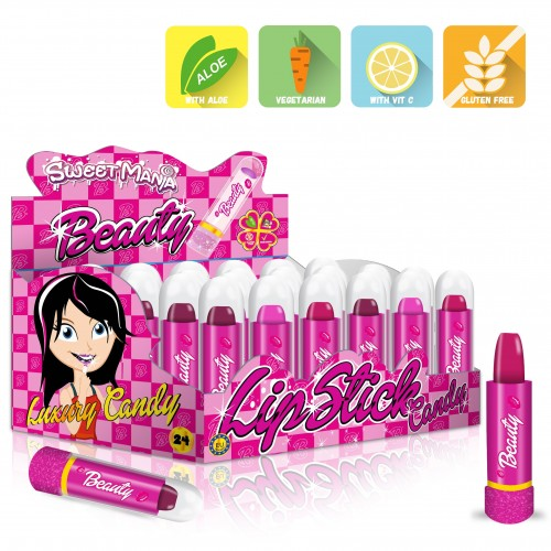 Beauty Lipstick Luxury Candy