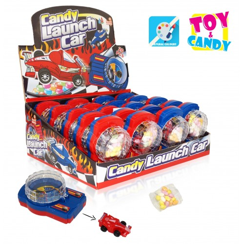 Candy Launch Car