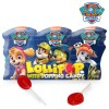 Paw Patrol Lollipop with Popping Candy