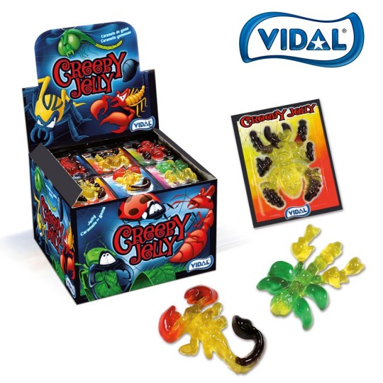 Vidal Creepy Jelly