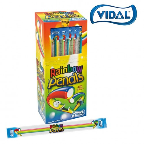 Vidal RainbowMega Pencils