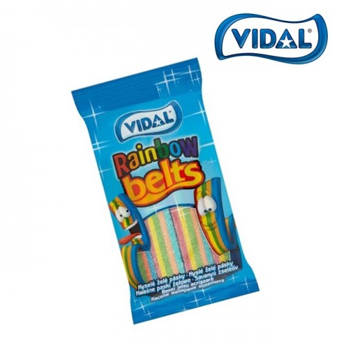 Vidal Sour Rainbow Belts Bag