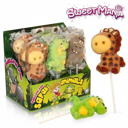 Mallow Pop Safari Animals 2