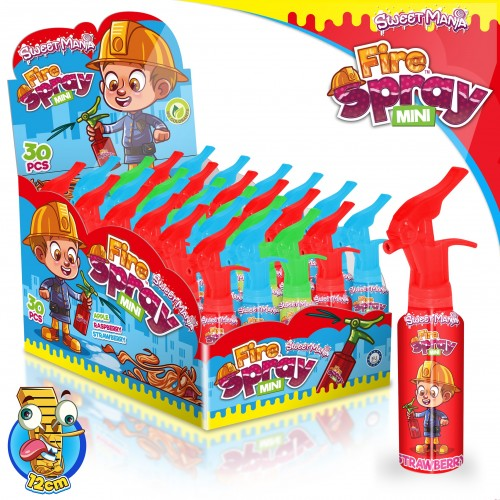 Sweetmania Mini Fire Spray
