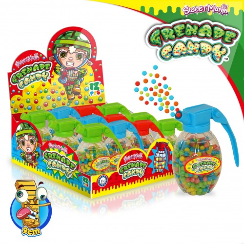 Sweetmania Grenade Candy