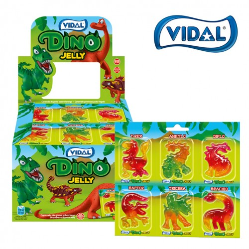 Vidal Dino Jelly
