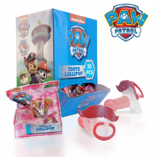 Paw Patrol Tooth Lollipop