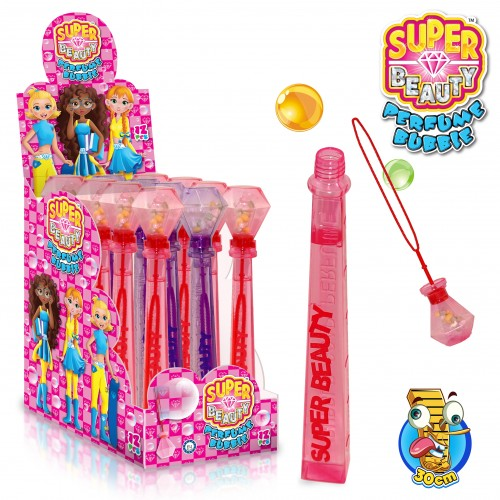 Super Beauty Perfume Bubble