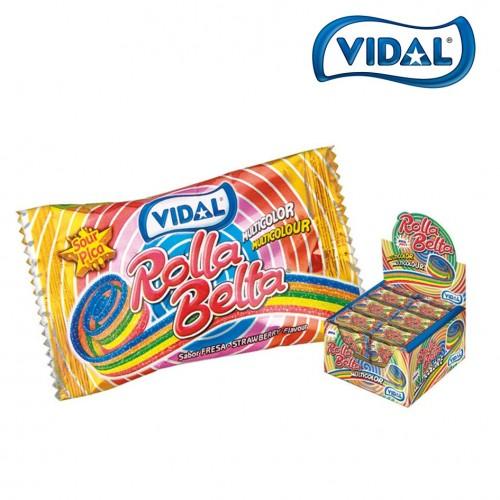 Vidal Rainbow Rolla Belta