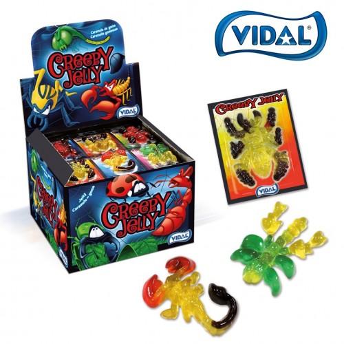 Vidal Creepy Jelly