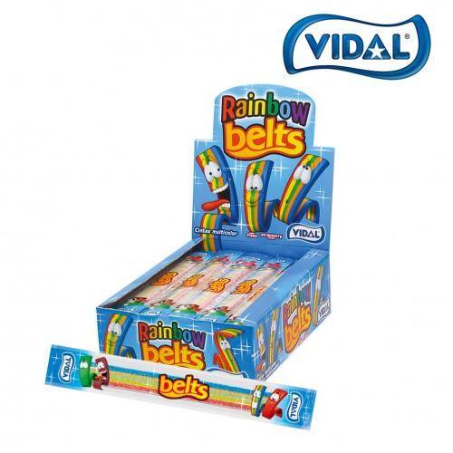 Vidal Rainbow Belts