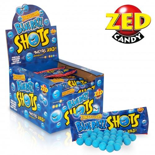Jawbreaker Shots BlueRazz