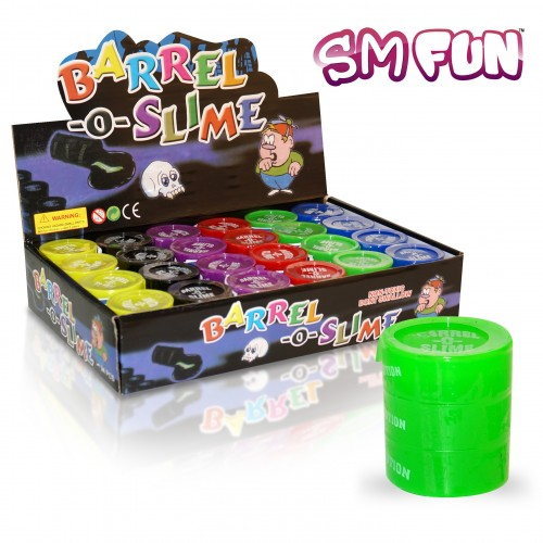 Mini Barrel-o-Slime