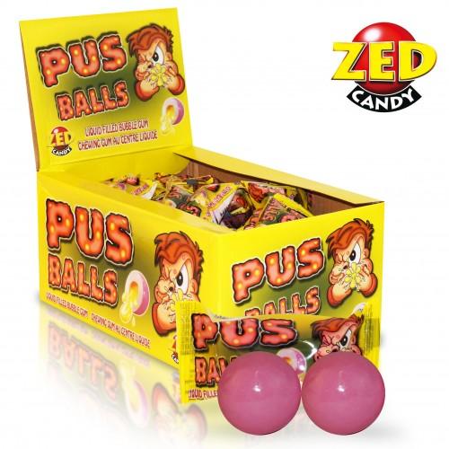 Pus Balls