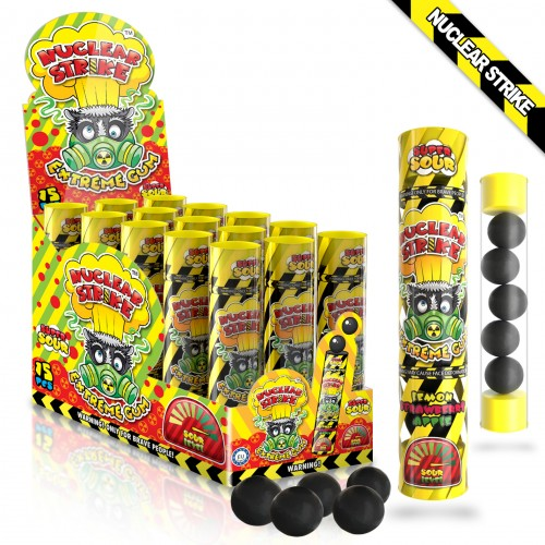 Nuclear Strike Extreme Gum