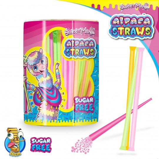 Sweetmania Alpaca Straws