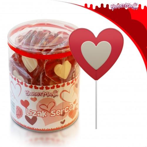 Sweetmania Heart Lollipop