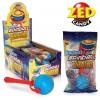 Jawbreaker Blue Razz Spinball