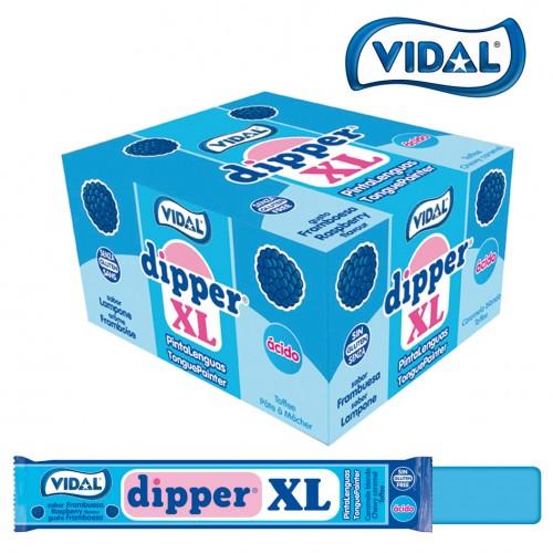 Vidal Dipper XL Blue Raspberry