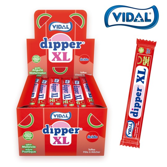 Vidal Dipper XL Watermelon
