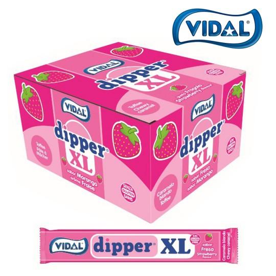 Vidal Dipper XL Strawberry
