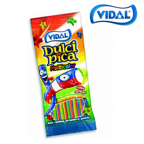 Vidal Sour Rainbow Pencils