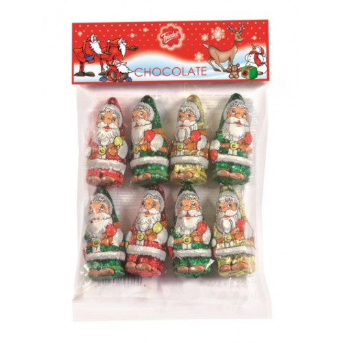Friedel Christmas Decorations Santa 100g