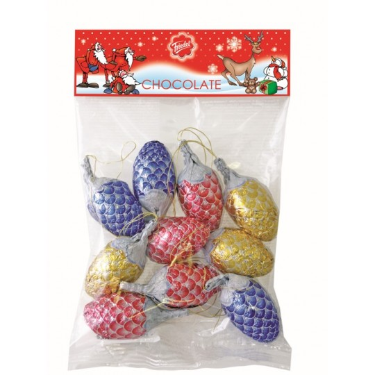 Friedel Christmas Decorations Cones 100g