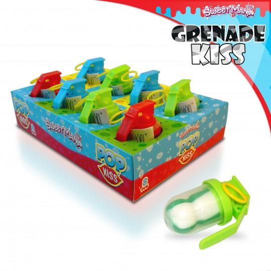 Grenade Kiss 8