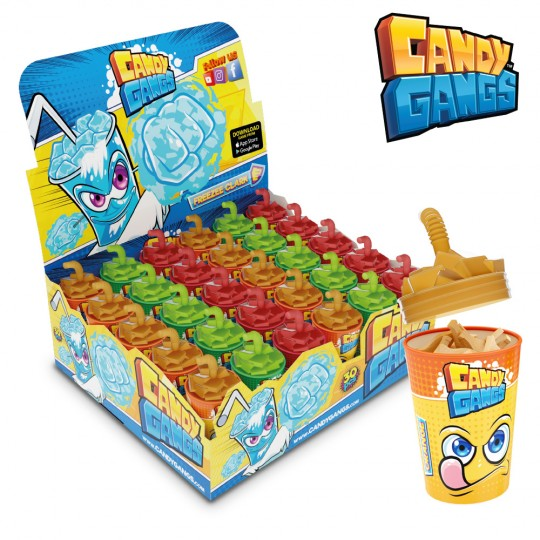 Candy Gangs Freezee Clark